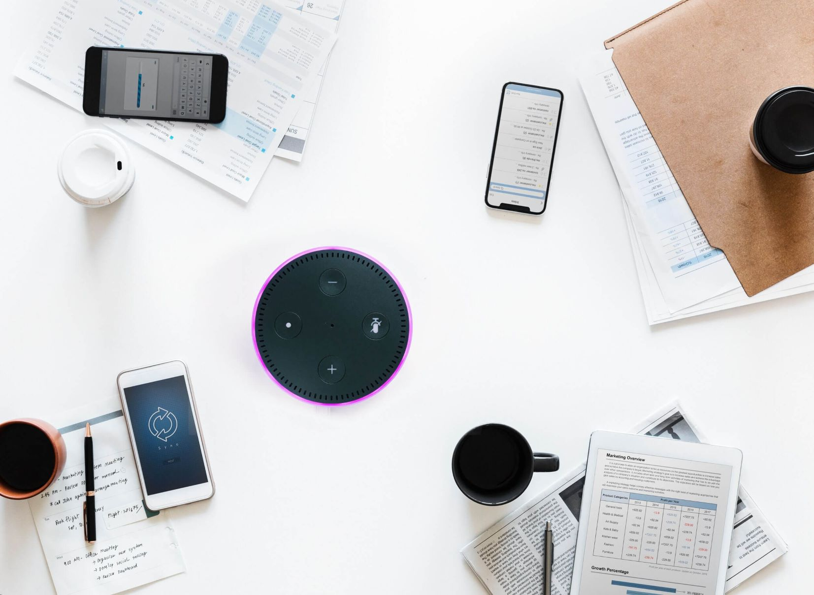 Alexa for Business – Sprachassistenz diesmal im Business