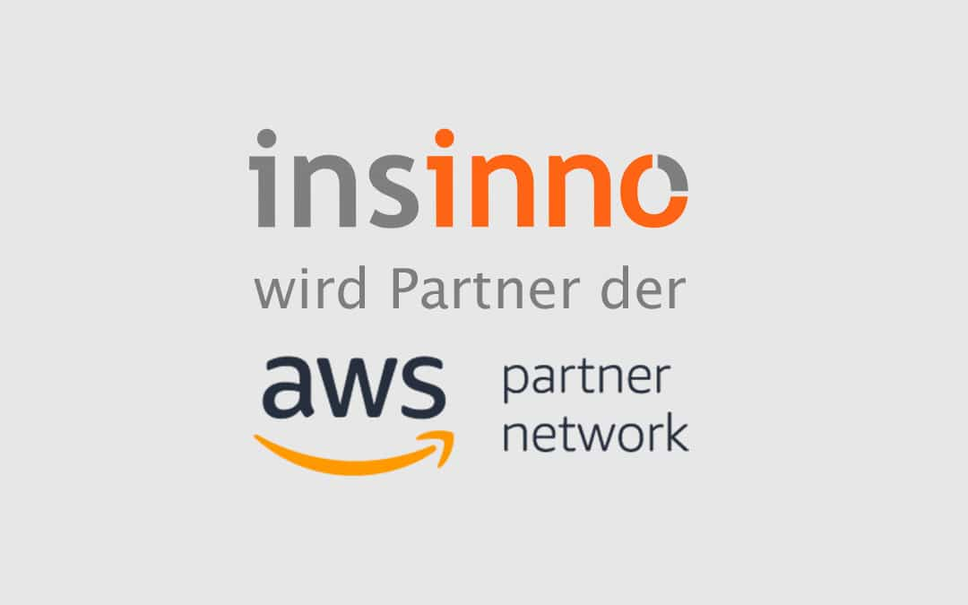 insinno ist Partner von Amazon Web Services